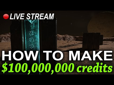 Elite Dangerous - How to Make $100,000,000 Credits