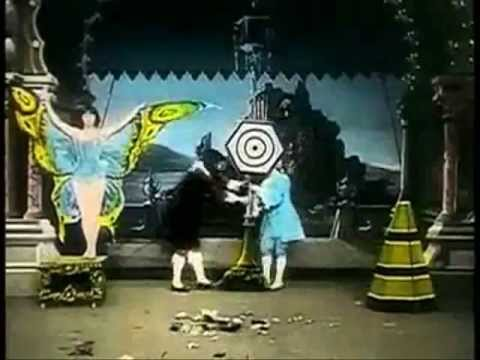 Oldest Music Video Ever 110 Years Old In Color Lucifer Assault On Paradise Youtube