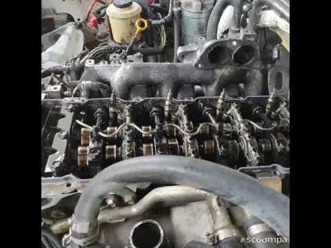 ניקוי סעפת יניקה בטראנו 3 ליטר Zd30 intake manifold clean