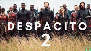 Gambar cover Avengers Infinity War| Despacito 2