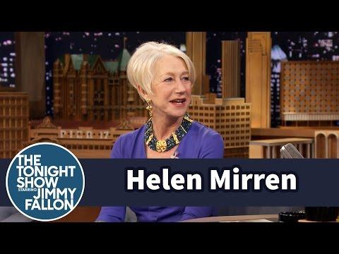 Helen Mirren Accidentally Got Someone Kicked Off the NYC Subway
