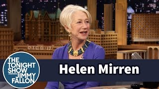 Helen Mirren Accidentally Got Someone Kicked Off the NYC Subway