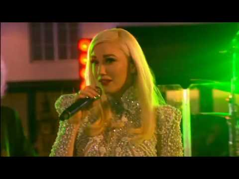 Gwen Stefani - You make it feel like christmas (The One Show 1/12/2017)