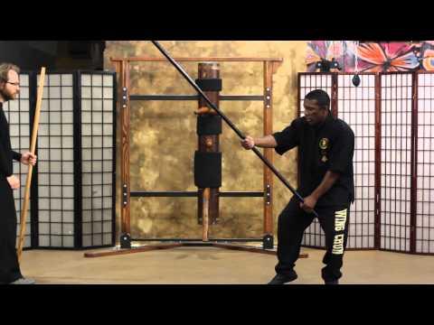 Dragon Pole - Wing Chun Kwoon - Traditional Wing Chun Academy