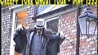 Classic York Ghost Walk Tour - May 1993 Great Britain
