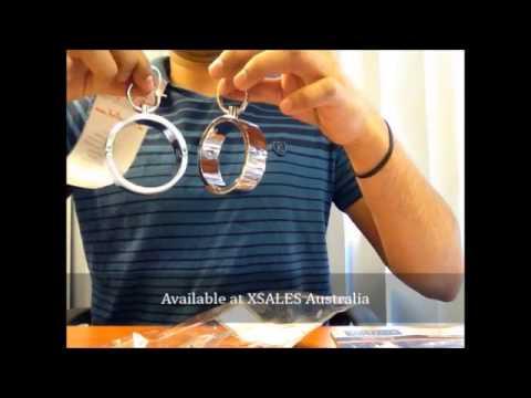 S-Art Metal Slave Cuffs