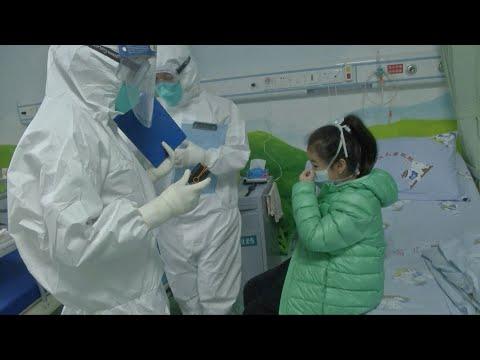 Five Children Discharged After Coronavirus Treatment In Wuhan