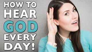 How To Hear God Every Day! | Mark Virkler | Sid Roth's It's Supernatural!