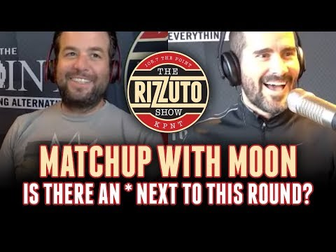 Matchup With Moon: Is it 'O Negative' or 'O'? [Rizzuto Show]