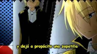 Rin y Len kagamine Romeo y Cinderella (Sub. español)