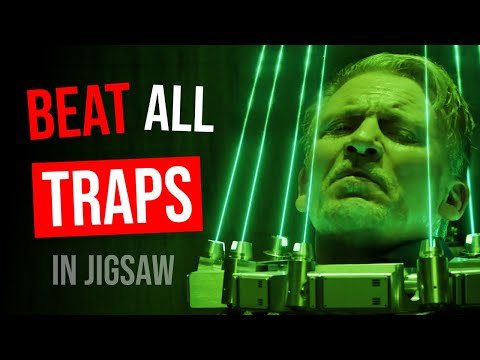 How to Beat Every Trap in Jigsaw