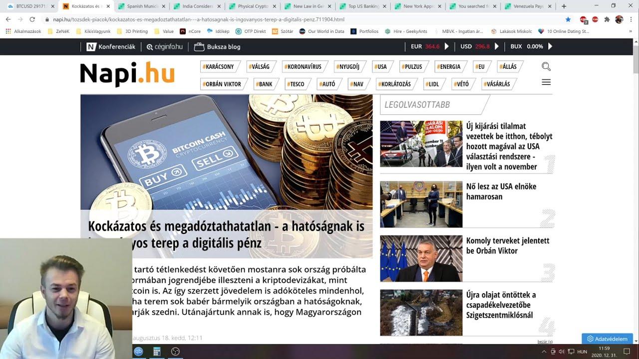 bitcoin adózás)