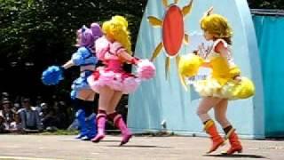 2009年4月29日 むさしの村 「フレッシュ プリキュア ショー」