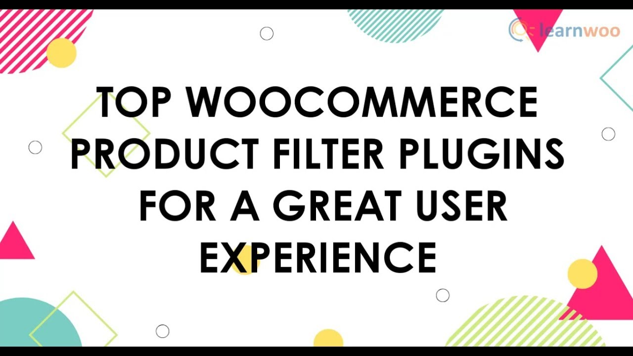 Top WooCommerce Product Filters Plugins for a Great User ...