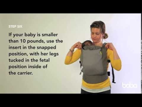 Babymaxi Com Boba Carrier 4g Newborn Hold