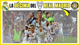 La DÉCIMA del REAL MADRID 🔟 CAMPEÓN Champions League (2014) 🏆🏆🏆🏆🏆🏆🏆🏆🏆🏆