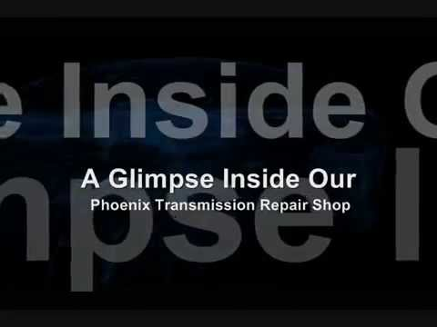 Transmission Repair Shop In Phoenix; Allstate Transmissions Service Bays