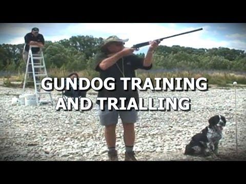 New Zealand Gundog Association, Gundog Training, Part One