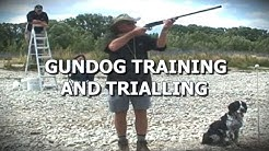 New Zealand Gundog Association, Gundog Training, Part one
