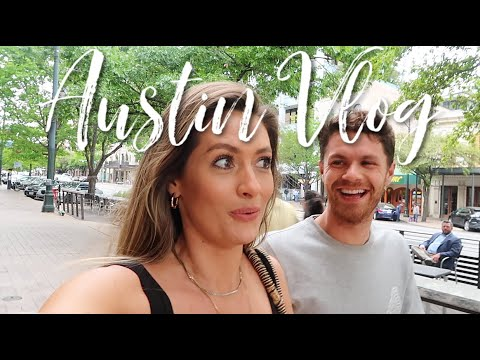 ONE DAY IN AUSTIN | TEXAS VLOG | MODEL MOUTH