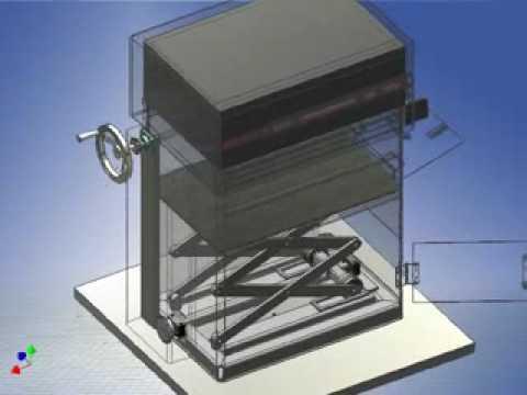 Design Project - Manual Trash Compactor - McMaster University -Mech 3E05