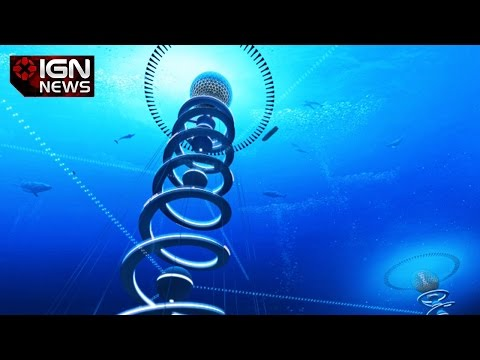 Japan Wants to Build an Underwater City - IGN News