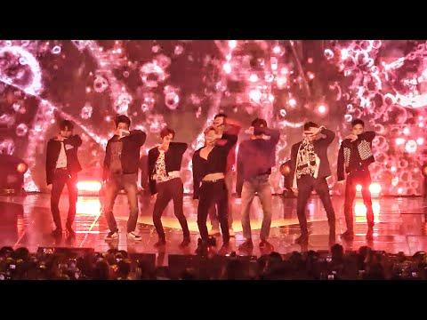 엑소 러브샷 안무 거울모드 (EXO Love Shot Dance Mirrored)