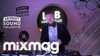 CHRIS LAKE bumping house DJ set in The Lab LA