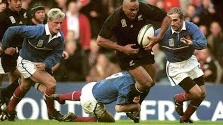 Jonah Lomu Against French Defence 1999 Rugby World Cup Semi-final