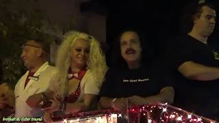 FINAL PARADE at FANTASY FEST saturday  in duval street key west vacation part 6