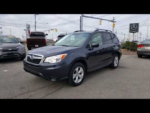 2016 Subaru Forester 2.5i For Sale Cleveland OH S7279P