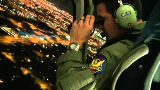 Phoenix Police Helicopter Ride Along Laser Danger