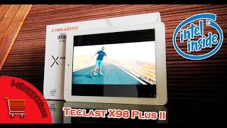 полный обзор Teclast x98 plus II 64GB dual boot