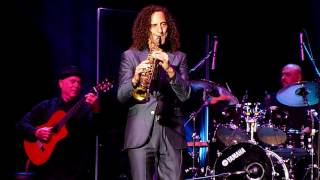 Kenny G - Bossa Real (Crocus City Hall, Moscow, Russia, 23.06.2016)