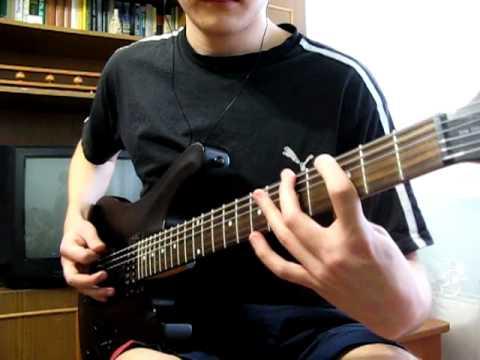 Pendulum - Blood Sugar (Guitar Cover)