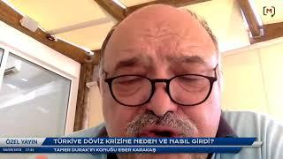 """Eser Karakaş: """"Türkiye dış kaynak girişini sürekli hale getiremediği için sürekli bu krizler"""