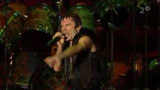 Iron Maiden - The Number Of The Beast (Live At Ullevi, Sweden)