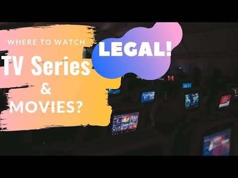 TOP 11 Free Movie Streaming Online| Legal Websites for Movie and TV Series Streaming