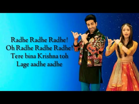 RADHE RADHE Full Song With Lyrics ▪ Dream Girl ▪ Ayushmann Khurrana & Nushrat Bharucha ▪ Amit Gupta