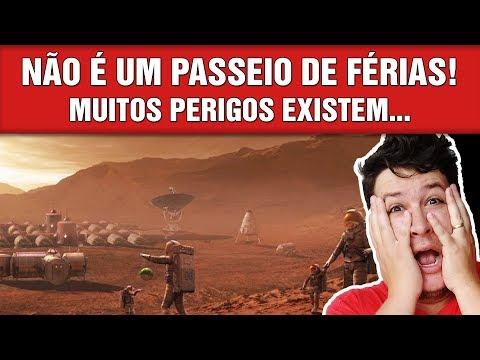 Elon Musk Acredita que Os Primeiros Humanos Morrerão em Marte! (#763 - Notícias A.)