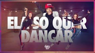 Baixar Ela só quer dançar - Leonne e DJ Torricelli | FitDance Teen (Coreografía) Dance Video