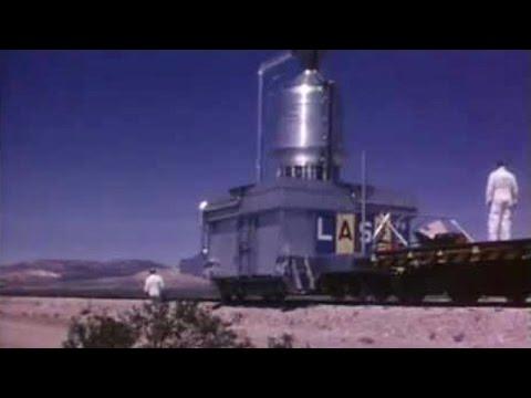 NERVA - Nuclear Rocket Engine