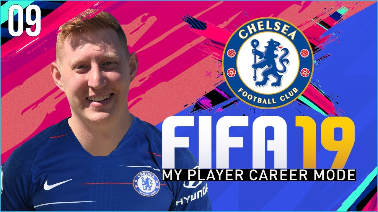 FIFA 19 My Player Career Mode Ep9 - SERIES IS CHANGING!!