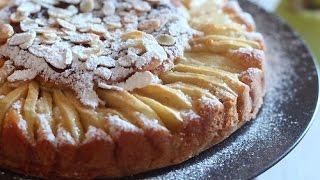 Gâteau aux pommes rapide et facile / Apple cake recipe /   كيك التفاح سهل و رائع
