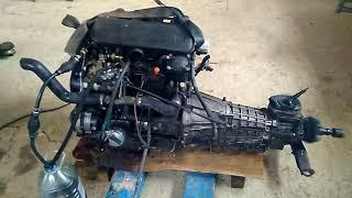 Продам Двигатель на нива дизель 1.9 полонез
