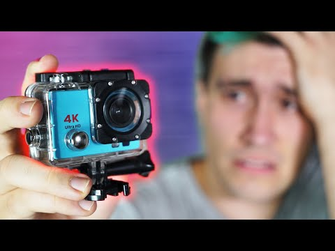 CHEAP Chinese GoPro Clone - DO NOT BUY THIS!