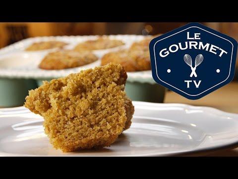 Honey Bran Buttermilk Muffin Recipe