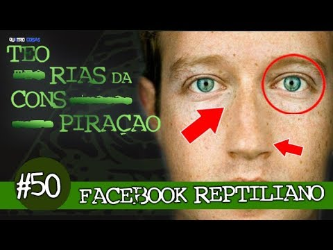 Mark Zuckerberg é um alien reptiliano?