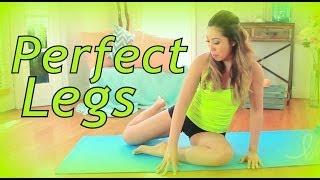 vuclip Perfect Legs Workout | POP Pilates