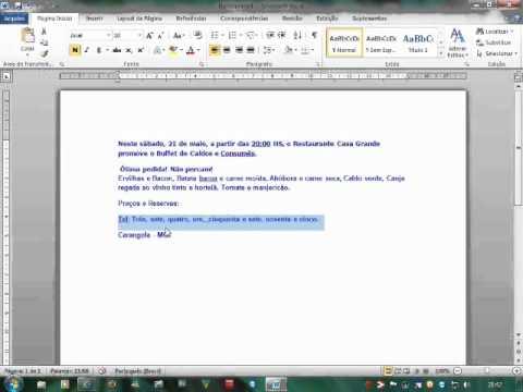 Studio Grave Preparando Texto Comercial De 30 Segundos